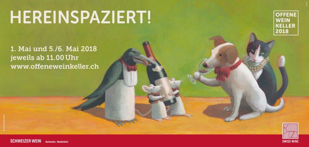 Tag der offenen Weinkeller der Deutschschweiz