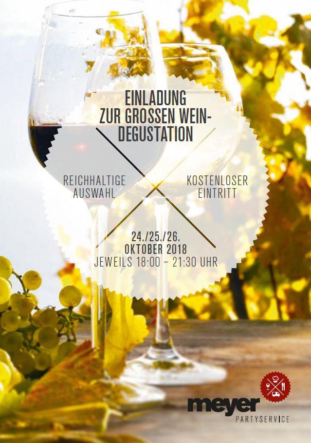 Degustation Meyer Partyservice Altishofen